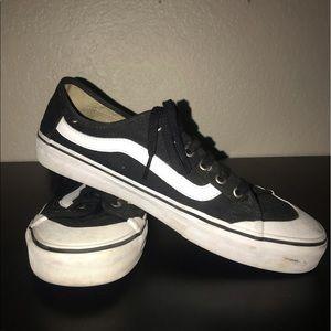 Men's vans 8-ball skate shoes